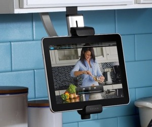 Kitchen Cabinet Mount for iPad