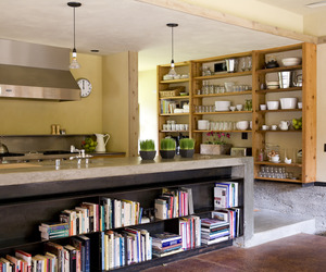 Kitchen design by SHED Architecture & Design