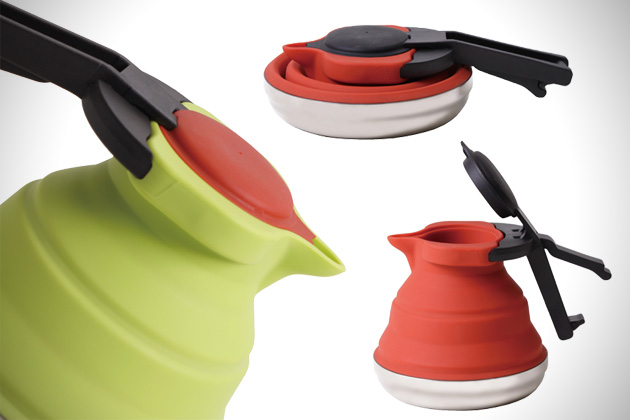 Kitchen Tools Crafted From Silicone