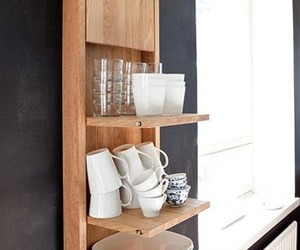Klaffi Folding Shelves by Eeva Lithovius