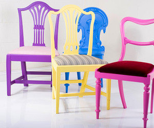 Klash chairs by Standrin