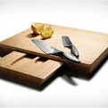Knifes and Cutting Board Set