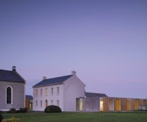 Knocktopher Friary By Odos Architects