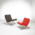 Knoll Kids Barcelona Chair