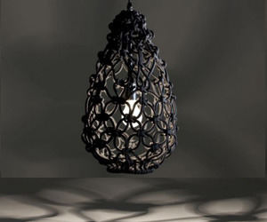 Knotted Pendant Light