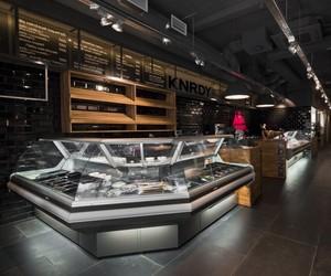 KNRDY Restaurant in Budapest | Suto Interior Architects