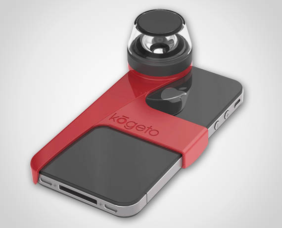 Kogeto Dot Panoramic Iphone 4 Camera Lens