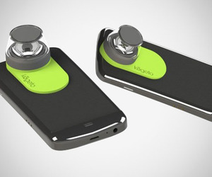 Kogeto ICONIC Panoramic Lens for Android Phones