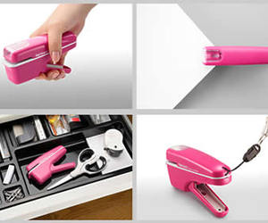 KOKUYO's Handy and Stylish Stapless Staplers