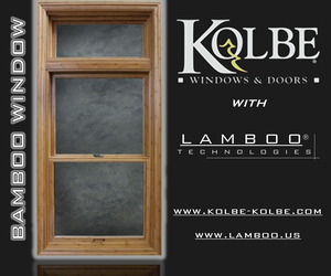 Kolbe Windows Introduces Bamboo Species For Windows