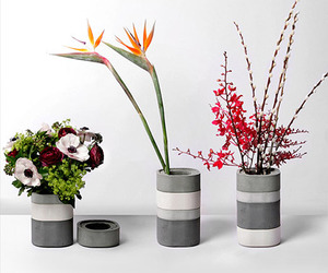 Konkurito vase by Xiral Segard