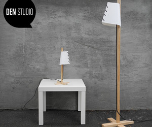 Koolah Lamp Collection by Den Studio