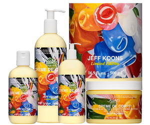 Koons X Kiehl's Benefits Kids And Dry Skin