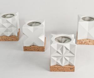 Kopia, Modular Tableware by Istvan Bojte