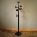 Kraftig Coat Rack | Delia Furniture