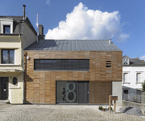 KRTMRG 0611 | STEINMETZDEMEYER Architectes Urbanistes