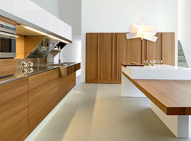 snaidero kube kitchen | Kube Kitchen from Snaidero USA