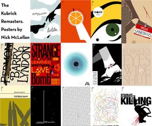 Kubrick Posters By Nick McLellan