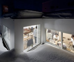 Kumagai House by Hiroshi Kuno + Associates