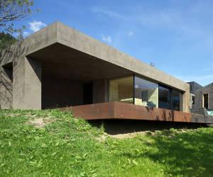 Kurt Brunner Residence by Bergmeister Wolf Architekten