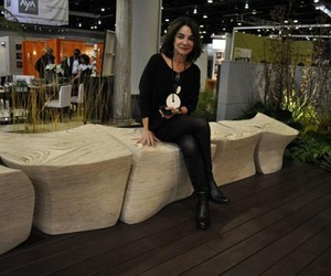 L5 Spine Bench by Marie Khouri