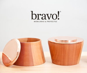La Familia: essential containers by Bravo!