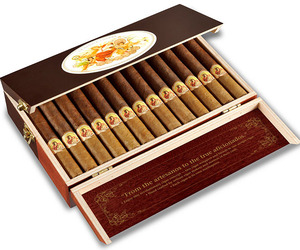 La Gloria Cubana Offers a Robust Smoke