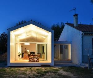 La Grange de Mon Père by MJ Architectes