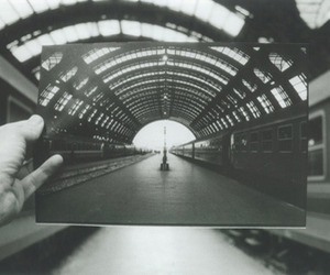La Stazione by Herbert Distel
