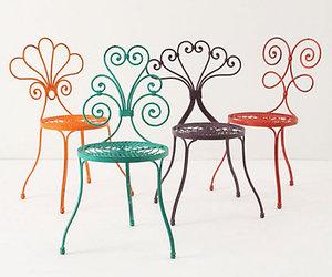 La Versha Garden Chairs