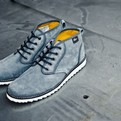 Lacoste L.E.D. Thurman Ripple Grey Boots
