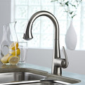 Ladylux3 Plus Pull-out Faucet from Grohe