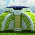 LAGOON solar housing module | Apiqa Design
