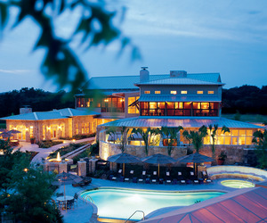 Lake Austin Spa Resort: Lake House Spa