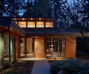 Lake Forest Park Renovation by FINNE Architects