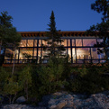 Lake Superior Cabin by FINNE Architects