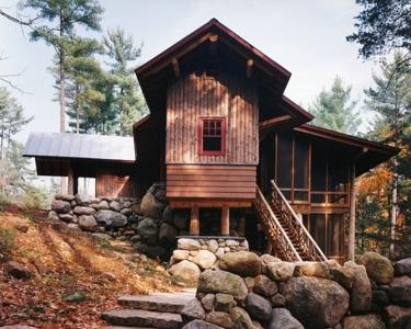 Lakeside Camp By Bohlin Cywinski Jackson