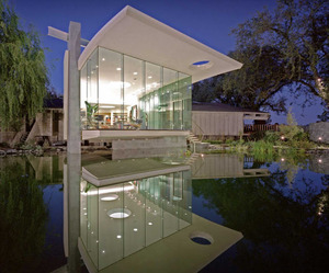 Lakeside Studio By Mark Dziewulski Architects