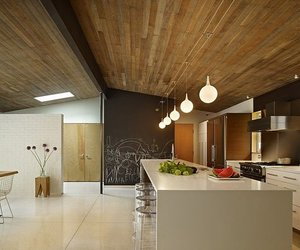 Lakewood Mid-Century Modern Home | DeForest Architects