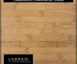 Lamboo - Carbonized Horizontal Grain - Engineered Bamboo