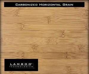 Lamboo - Carbonized Horizontal Grain - Engineered Bamboo