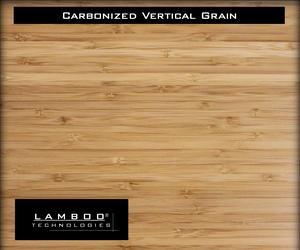 Lamboo - Carbonized Vertical Grain - Engineered Bamboo