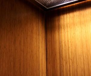 Lamboo Inc - Laminated Bamboo Panels In Elevator Cabs -