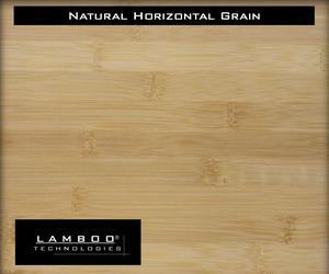 Lamboo - Natural Horizontal Grain - Engineered Bamboo