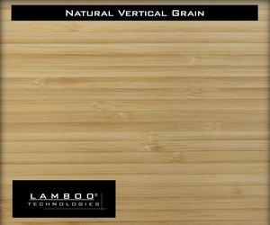 Lamboo - Natural Vertical Grain - Engineered Bamboo