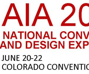 Lamboo Structural & Curtain Wall Bamboo Systems at AIA 2013.