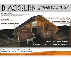 Lamboo® Inc & Blackburn Greenbarns® - Sustainable Barns