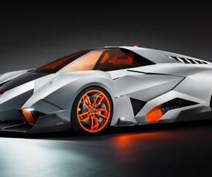 Lamborghini Egoista: A Singular Ride