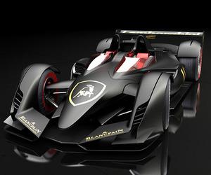 Lamborghini Formaula One Concept