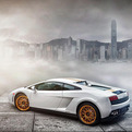 Lamborghini Gallardo LP550-2 - HK20 Limited Edition